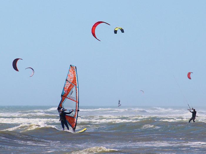 Windsurf e Kitesurf